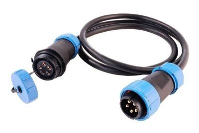 Соединитель Deko-Light connecting cable Weipu 5-pole 940009