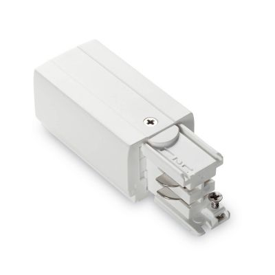 Питание правый Ideal Lux Link Trimless Mains Connector Right White